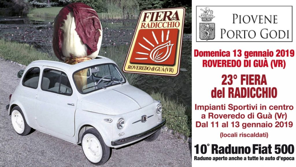 10° Raduno di Fiat 500 – Roveredo di Guà (VR)