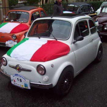 La Fiat 500 di concettoc