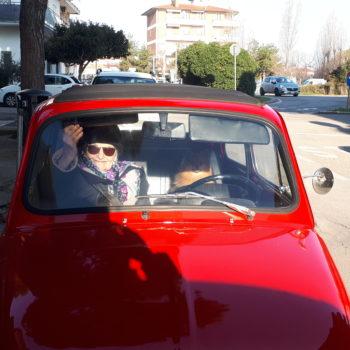 LA Fiat 500 di JenaP