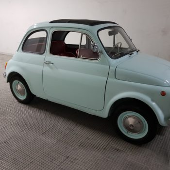 La Fiat 500 di Lino69
