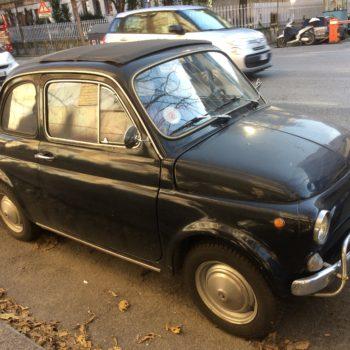 La Fiat 500 di mldilauro