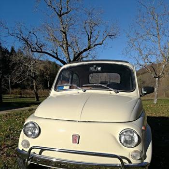 La Fiat 500 di Franchino