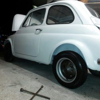 La Fiat 500 di Raffaeleconti