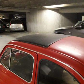 La Fiat 500 R di Cristina: un'ottima occasione!