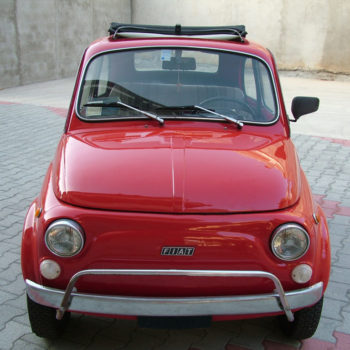 La Fiat 500 di Pasquale