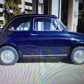 La Fiat 500 di Aldotx