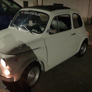 La Fiat 500 di Rextex
