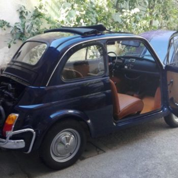 La Fiat 500 di sirio771