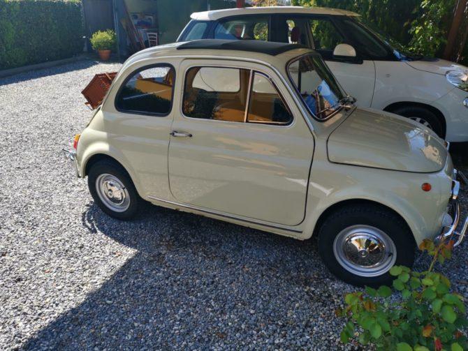 La Fiat 500 L di Gianluca è in vendita: chi la vuole?