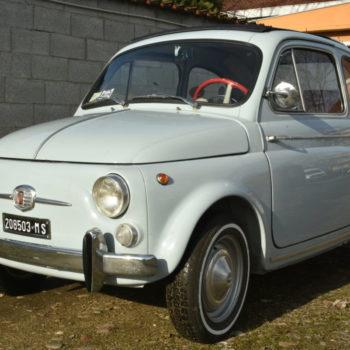 La Fiat 500 di Gattodispari