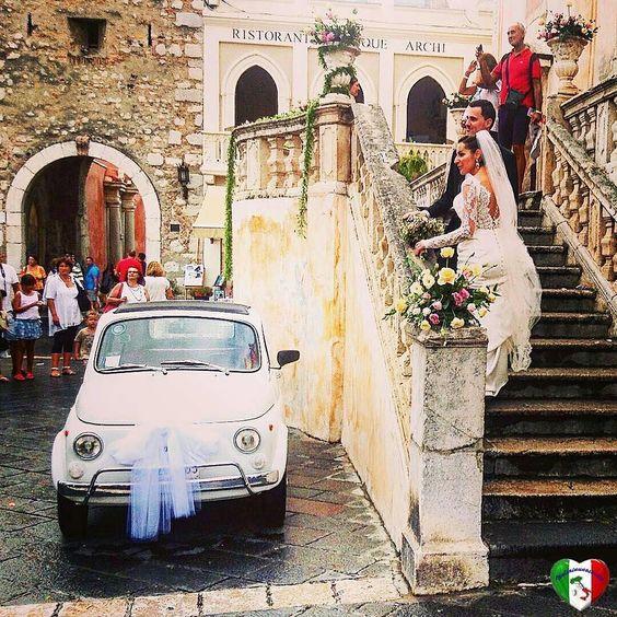 Sposarsi con una Cinquecento d'epoca: come trovare l'auto per voi
