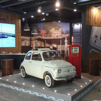 La Fiat 500 di Auto Vintage