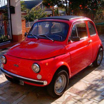 La Fiat 500 di Giove78