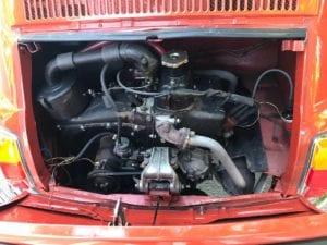 Fiat 500 massimilano belgio motore