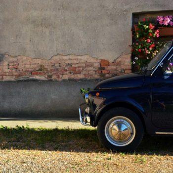 La Fiat 500 di Enzo 66