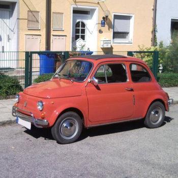 La Fiat 5005 di Pescatore