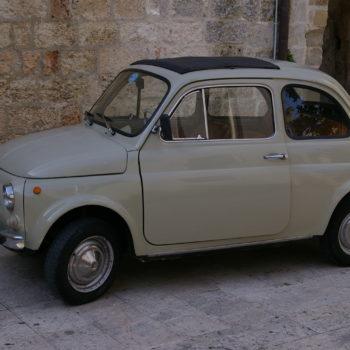 La Fiat 500 di mcorrado