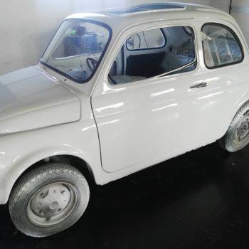 La Fiat 500 di Betta