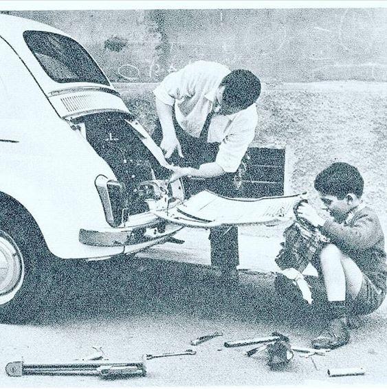 La NOSTRA Fiat 500: Mettiamoci le mani … e divertiamoci!