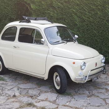 La Fiat 500 di kijean