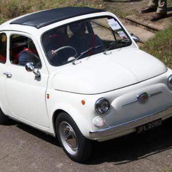La Fiat 500 di fastrobbie