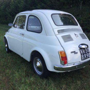 La Fiat 500 di Brunetto