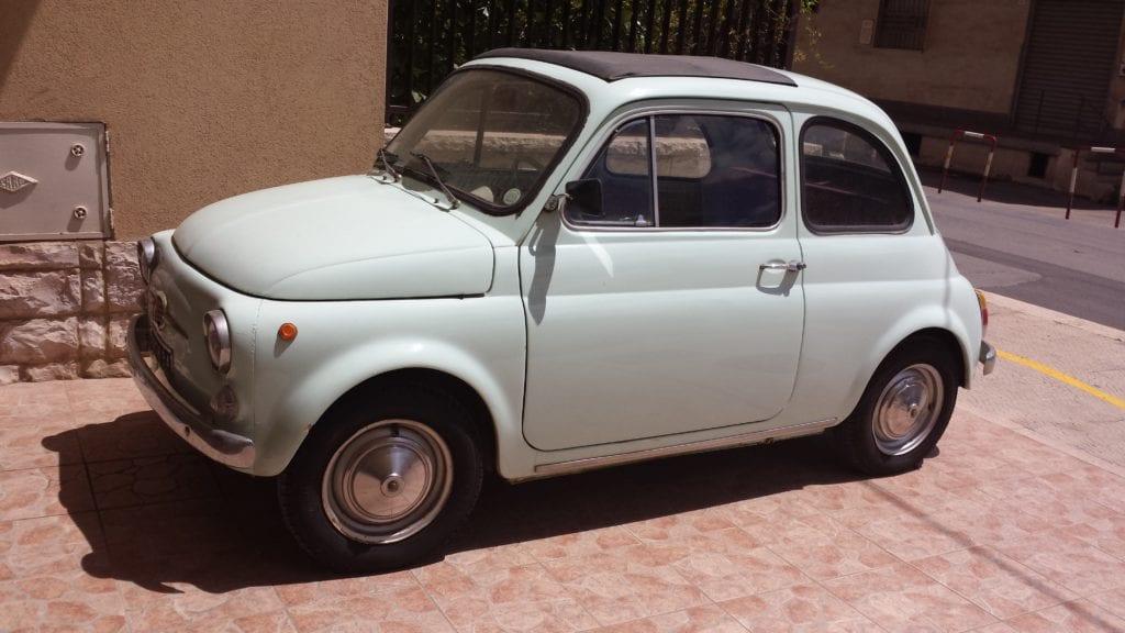 Calendario Raduni Fiat 500 2020.La Fiat 500 F Di Nicola E In Vendita Chi La Vuole
