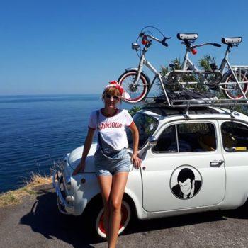 In vacanza con la nostra Fiat 500: Corsica!