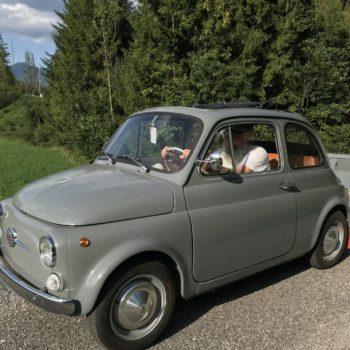 La Fiat 500 di Maxpellizzari