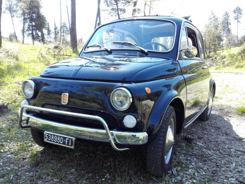 La Fiat 500 di Li