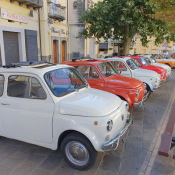 La Fiat 500 di Mgargiuoli