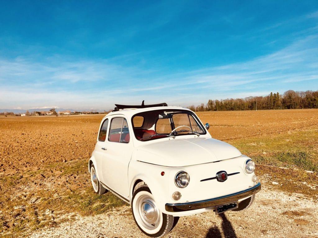 La Fiat 500 di M4tth3w82