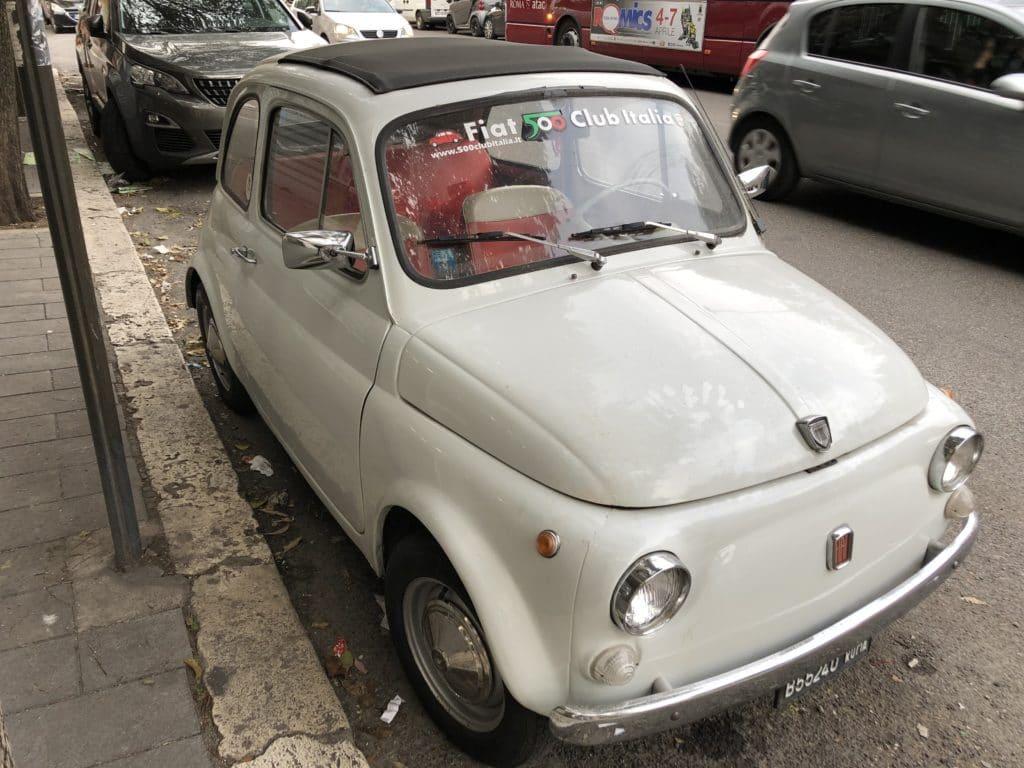 La Fiat 500 di mirkocn88