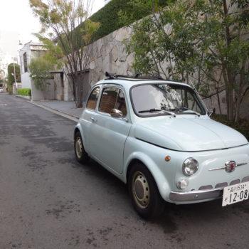 La Fiat 500 di kameti