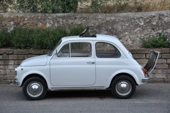 La Fiat 500 di Lorentz