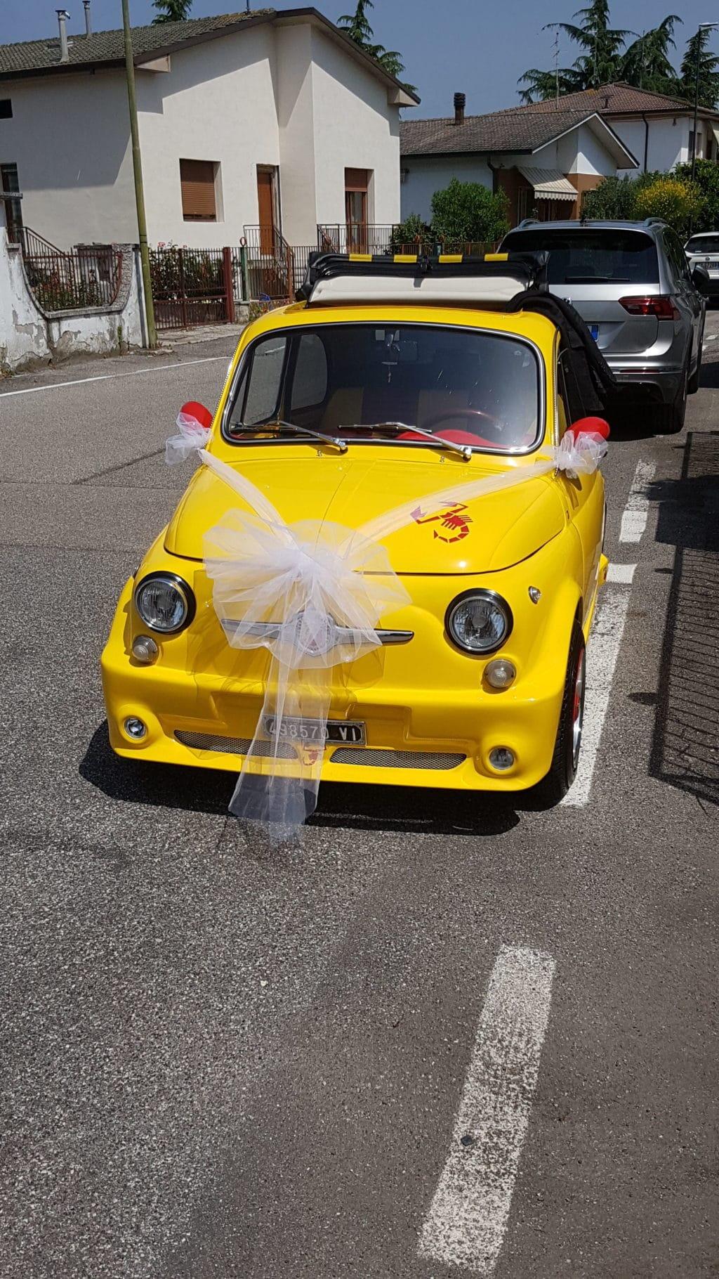 La Fiat 500 di Fabio76