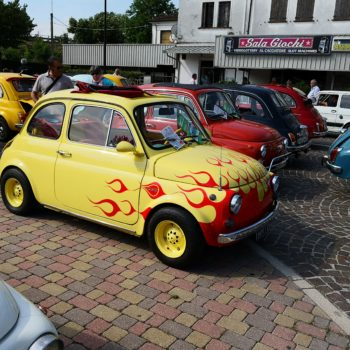 La Fiat 500 di Gianni67