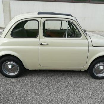 La Fiat 500 Letizia