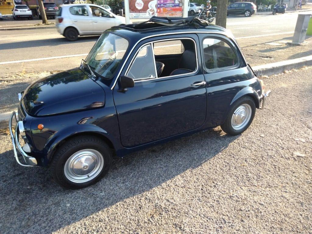 La Fiat 500 di lucioinguscio