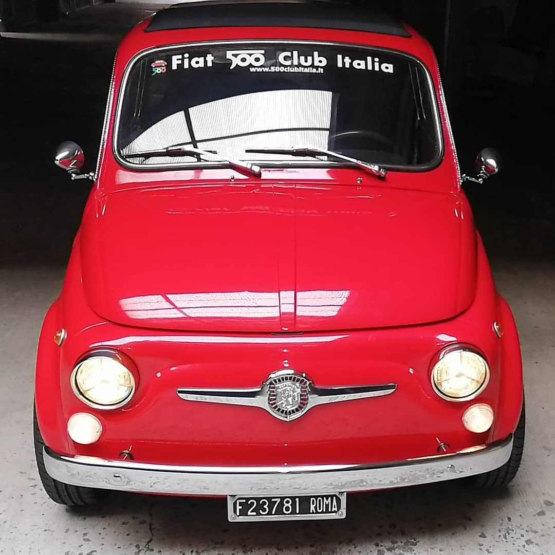 La Fiat 500 di PAOLO82