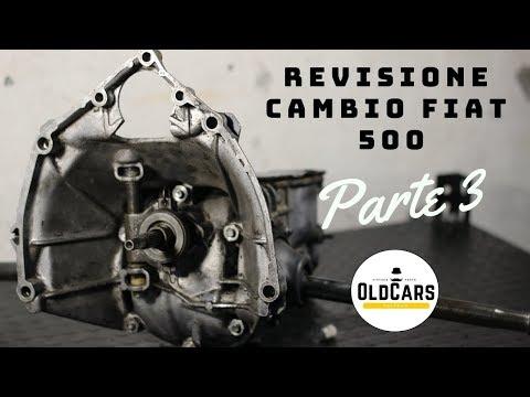Revisione del Cambio della Fiat 500 d'epoca | Parte 3