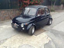 La Fiat 500 di Paolo Vitiello