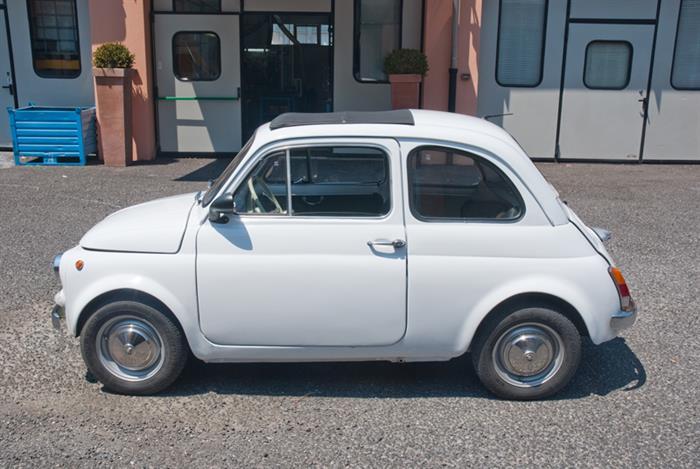 La Fiat 500 di Virginio