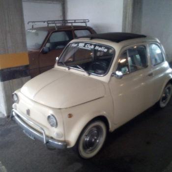 La Fiat 500 di Starmax