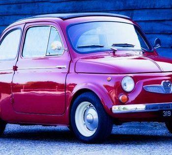 La 500 Steyr Puch – Un piccolo reportage su questa fantastica autovettura!