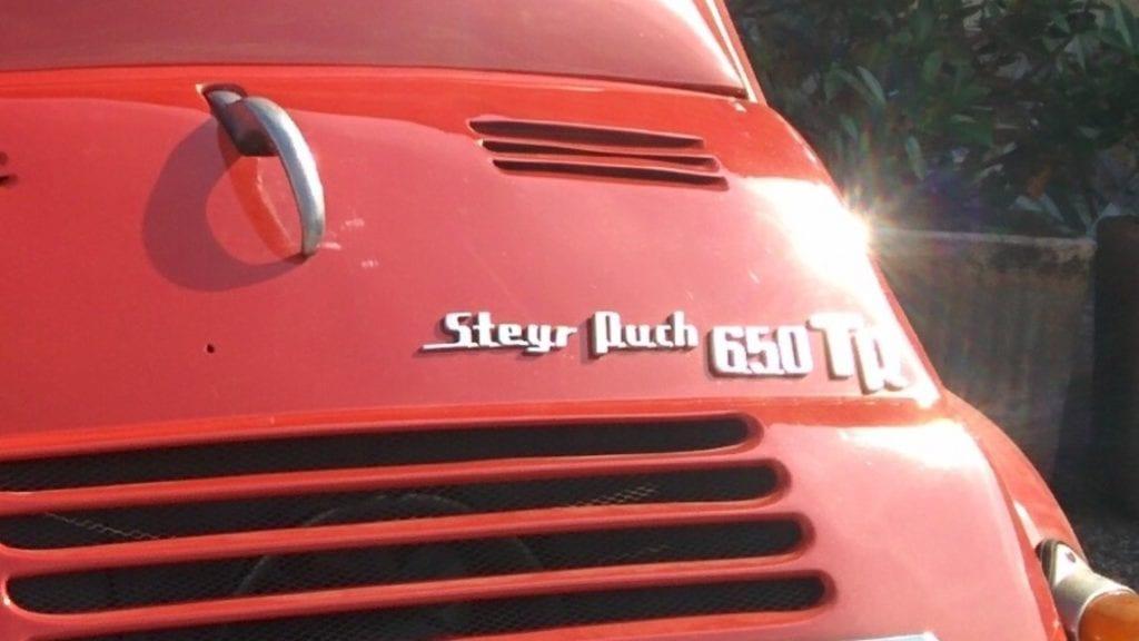 500 Steyr Puch TR