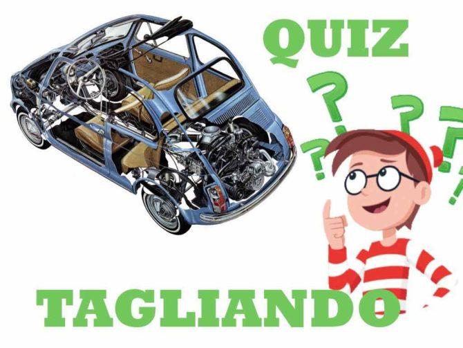 Sapete come fare il tagliando della Fiat 500 d'epoca? Risultato … no (!!)