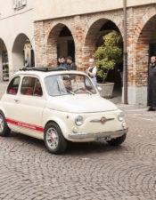 Raduno Castelli Aperti Tour in Fiat 500 (Cologno al Serio) BG