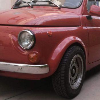 La Fiat 500 di Gregorio