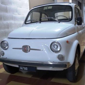 La Fiat 500 di Gaetano